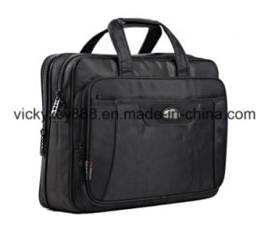 Men Single Shoulder Business Travel Laptop Computer Notebook Handbag (CY3544) pictures & photos