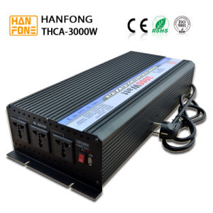 3kw Rechargeable Inverter with Battery Charger pictures & photos