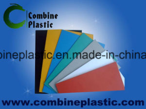 Lightweight Flexible 1.8mm Foamed PVC Sheet for Advertising Printing pictures & photos