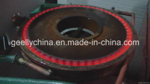 Factory Directly Sell Induction Gear Heating, Quenching, Forging Machine 120kw or 160kw pictures & photos