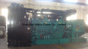 1800kw 2250kVA USA Cummins Diesel Generator Standby 2000kw 2500kVA pictures & photos