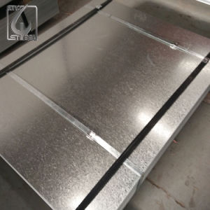Z100 Hot Dipped Galvanized Steel Plate pictures & photos