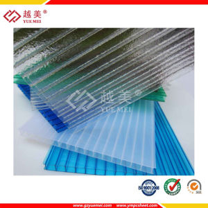 Clear Polycarbonate Sheeting Lexan PC Sun Sheet Prices pictures & photos
