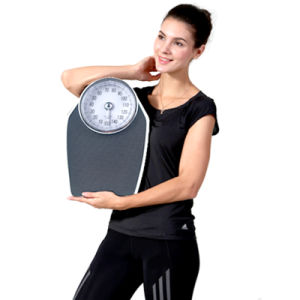 150kg Large Dial Mechanical Personal Health Scale Hotel Scale pictures & photos