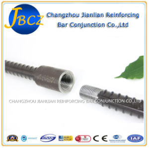 Construction Material Steel Bar Connection Rebar Coupler pictures & photos