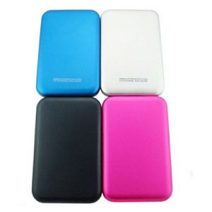 2.5-Inch Interface USB2.0 SATA HDD Enclosure Support 1tb Hard Drive pictures & photos