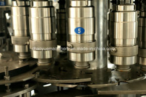 Cgf Series Fully Automatic 3-in-1 Drinking Water Bottling Filing Machine pictures & photos