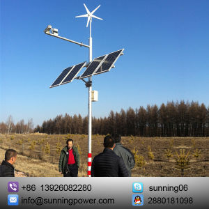 Sunning 300 Watt Domestic Wind Turbines Generator pictures & photos