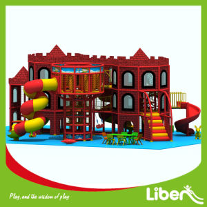 Liben Commercial Castle Indoor Kids Play Structure pictures & photos