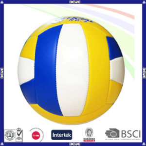 Official Size and Weight PVC Volleyball pictures & photos