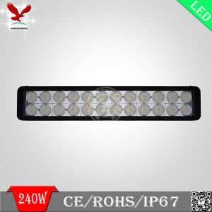 240W LED Work Light Bar for Truck Offroad (HCB-LCB2402B)