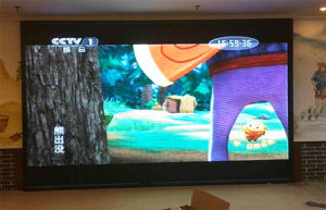 Indoor SMD P4 Small Pitch LED Display Screen pictures & photos