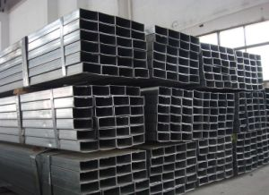 ASTM A53 Standard Welded Square Steel Pipe for Structure Pipe pictures & photos