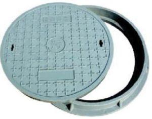 FRP/GRP Manhole Cover/FRP Trech Cover/Building Material/Fiberglass pictures & photos