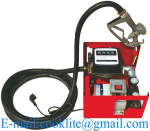 Pompe De Transvasement 230V 550W 60L/Min pictures & photos