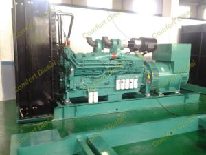 Diesel Generator Set (Cummins/Deutz/Caterpillar/Mitsubishi) From 20-2000kw