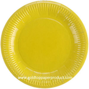 Disposable Dinner Paper Plates pictures & photos