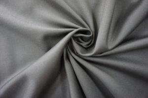Wool Fabric for Suit Black Plain Weave pictures & photos