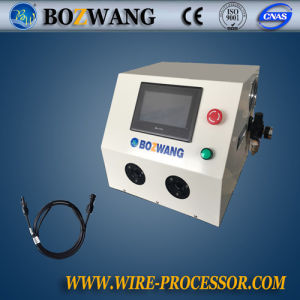 Semi-Automatic Double Nuts Tighting Machine for Connector with Benchtop pictures & photos