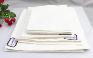 Hot Selling Custom Logo Printed Eco-Friendly Paper Napkins pictures & photos