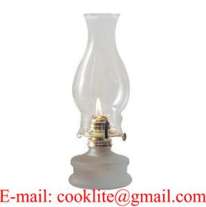 Farms Lamplight Glass Paraffin Lamp Kerosene Oil Light pictures & photos
