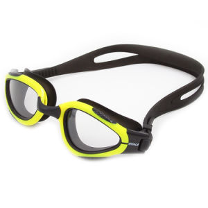 Double Strap Swimming Goggles (CF-7100) pictures & photos