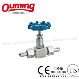 Stainless Steel Needle Valve with Handwheel pictures & photos