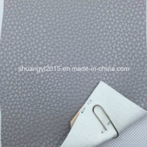 Be180 Classical Lichee Pattern Synthetic Leather (PU) for Bags pictures & photos