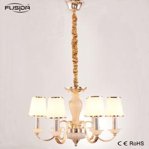 home decoration iron glass bronze chandelier and pendant light in guzhen
