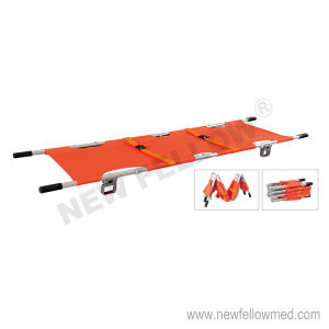 Pole Stretcher for Outdoor Rescue (NF-F9)