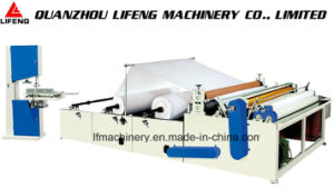 Semi-Auto Toilet Paper Machine