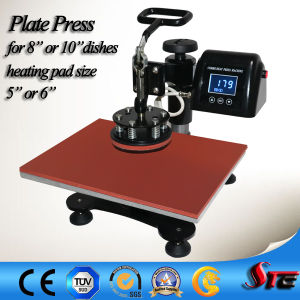 Stc-SD08 CE Certificate Multifunction Heat Press pictures & photos