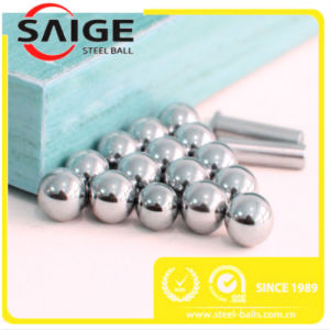 HRC60-67 High Precision SGS Suj2 Metallic Pellet pictures & photos