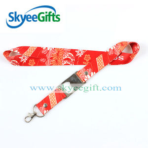 Promotional Remove Before Flight Woven Lanyards pictures & photos