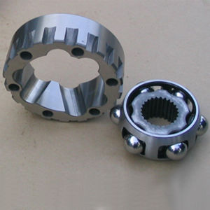 Ball-Cage Type Universal Coupling