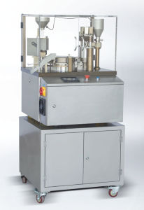 Njp-120 Whole Body Stainless Steel Automatic Laboratory Capsule Filler pictures & photos