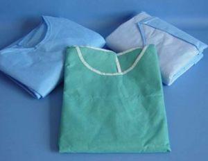 SMS (Spunbond+Meltblown+Spunbond) for Surgical Gown pictures & photos