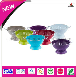 Color Coating Stainless Steel Colander