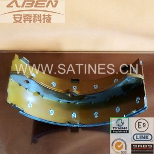 Brake Shoe Repair for Heavy Duty Trailer