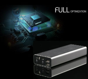 20000mAh Portable Power Bank Suitable for Phone and Tablets pictures & photos