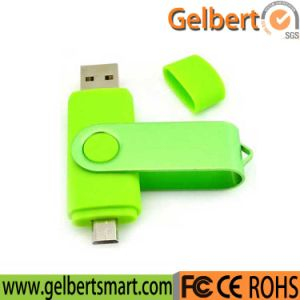 Custom Logo Gift OTG USB Flash Drive for Mobile Phone pictures & photos