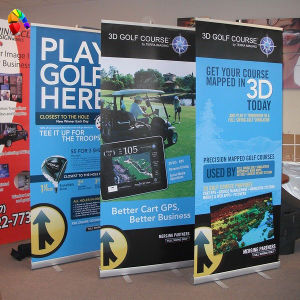 Pull up Banner Stand for Advertising (BC-RBD06) pictures & photos