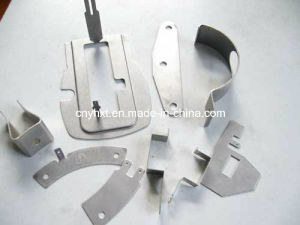 Custom High Precision Metal Stamping Part with Power Coating pictures & photos