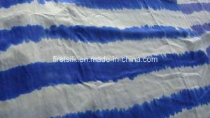Silk Cotton Tie Dye Fabric pictures & photos
