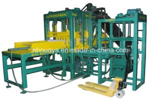 National Certification Fully Automatic Colored Road Brick Machine