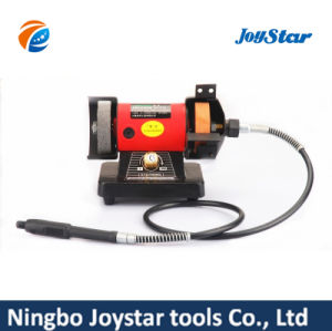 150W Electric Mini Bench Grinder MBG-3108A pictures & photos