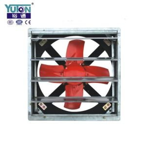 Low Noise Industrial Wall Exhaust Fan pictures & photos