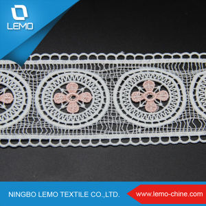 2016 New Design Cotton Lace pictures & photos