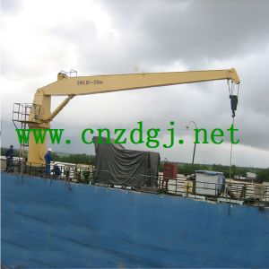 High Quality Ship Marine Crane pictures & photos