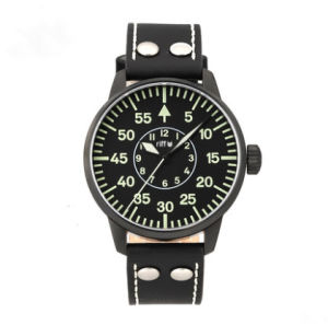 2015 Newest Mold Customised Design Leather Strap Watch pictures & photos